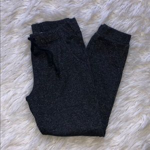 Pumpin Patch Size 9 navy blue sparkly pants